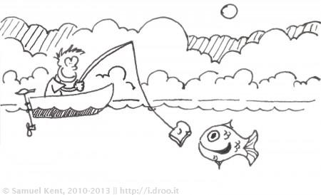 Toast Fishing