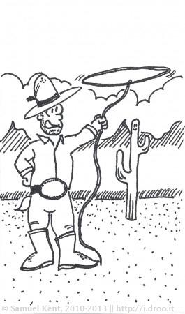 Go, Go Cowboy Lasso!