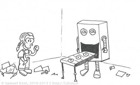 Donut Robot