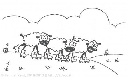 Sheepskate