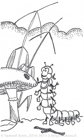 Millipede Munch