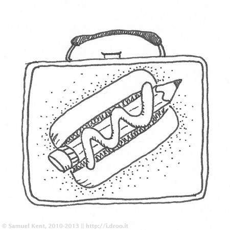 Lunchbox Doodler Logo