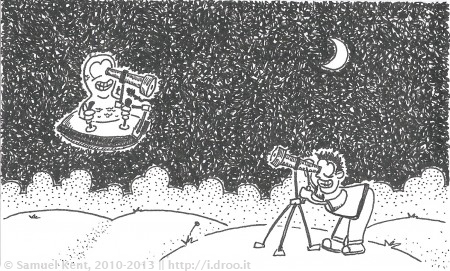 Sky Spying