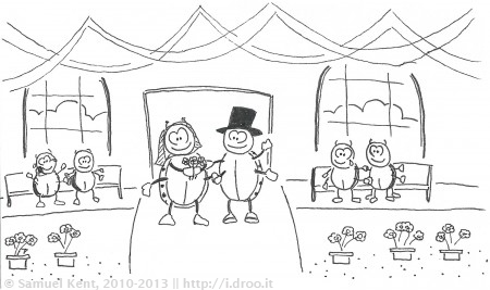 Buggy Wedding