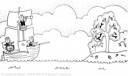 Acorns Ahoy!