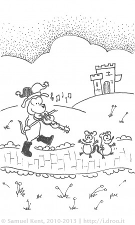 The Pied Violinist