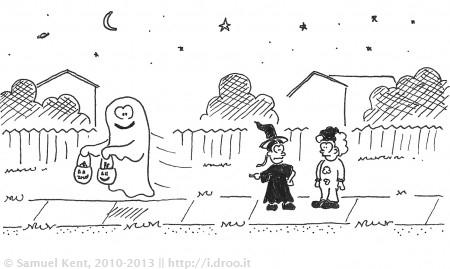 Spooky Thief