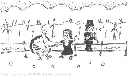 The Turkey Shuffle
