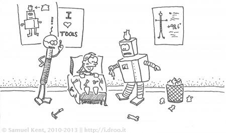 Sickiebots
