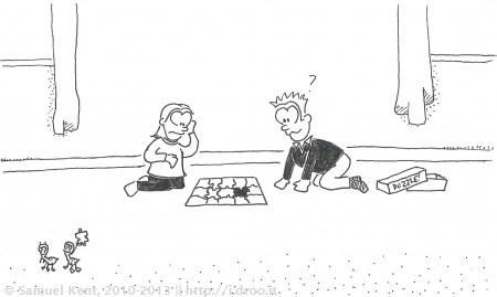 Puzzling Puzzle