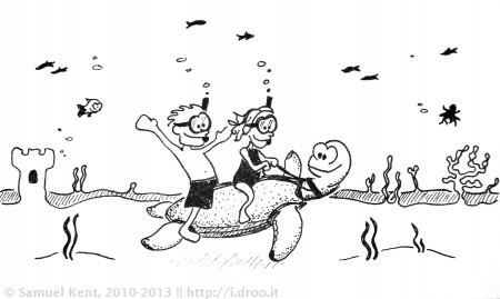 Leatherback Riders