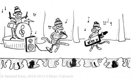 Sock Band