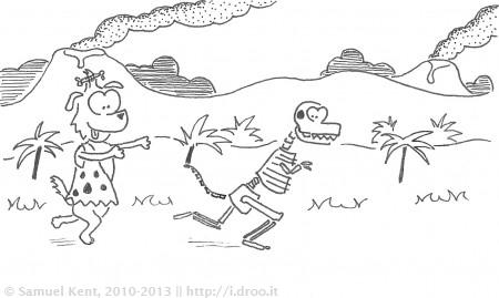 Chase Dem Bones