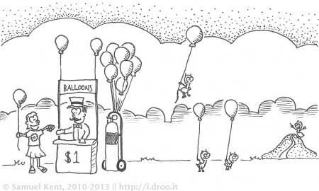 Balloon Thieves