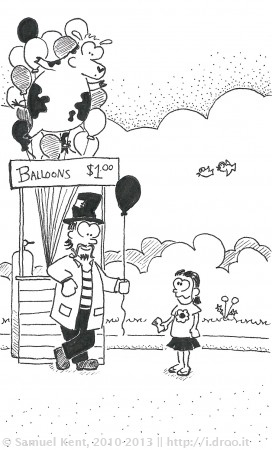 Buy a Balloon