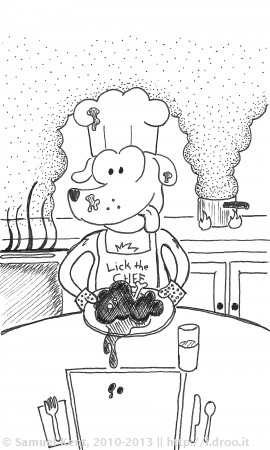 A Dog's Dinner