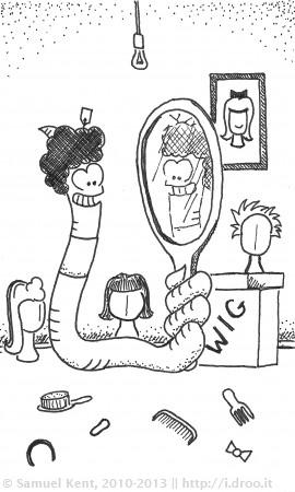 Wormy Wigs