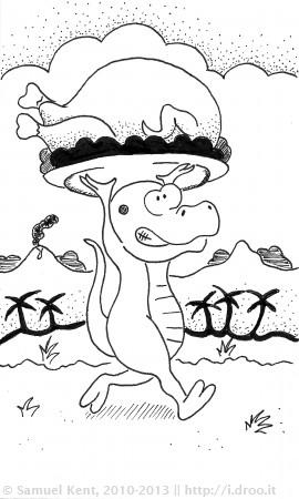 Turkeysaurus Run