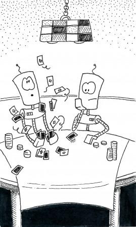 Robo Shuffler