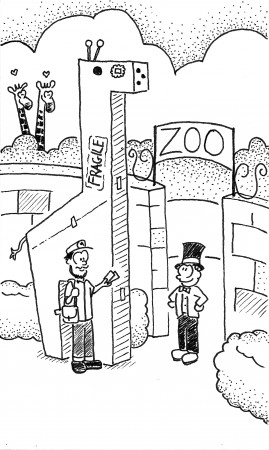 Zoo Delivery