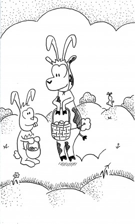 Easter Bovine