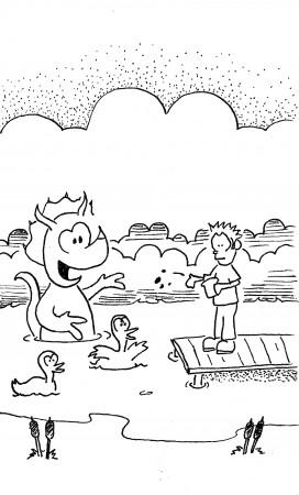Duck Dinosty