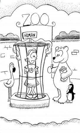 The Zoo Mix-Up