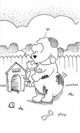 Big Puppy Love