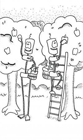 Ladder Legs