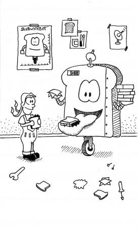 Sandwichbot