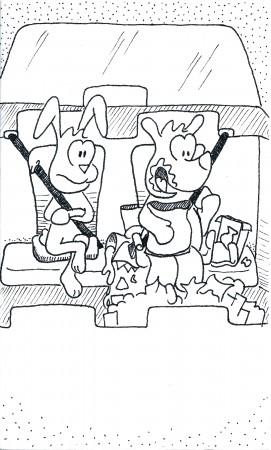 Messy Passenger