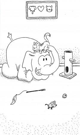 Elephant's Pet