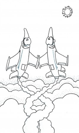 Plane Dance