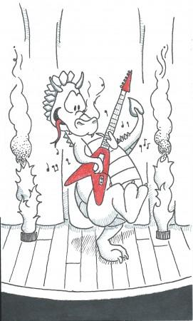 Dino Shreading