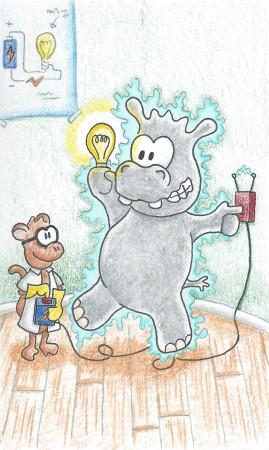 Electric Hippo