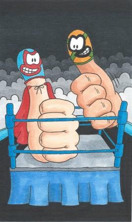 Thumb Wrestling