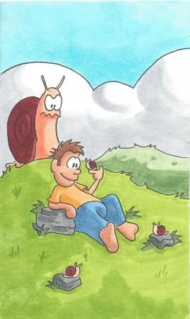 Snailgazing