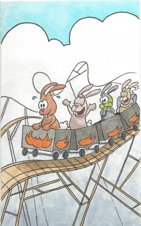 Ricket Rabbit Ride