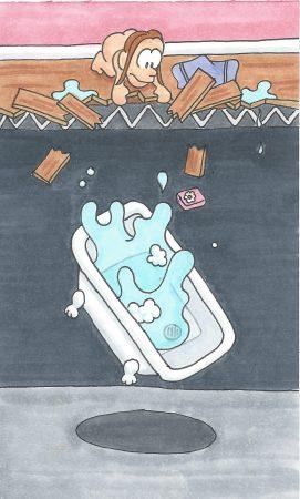 Tubs Away!