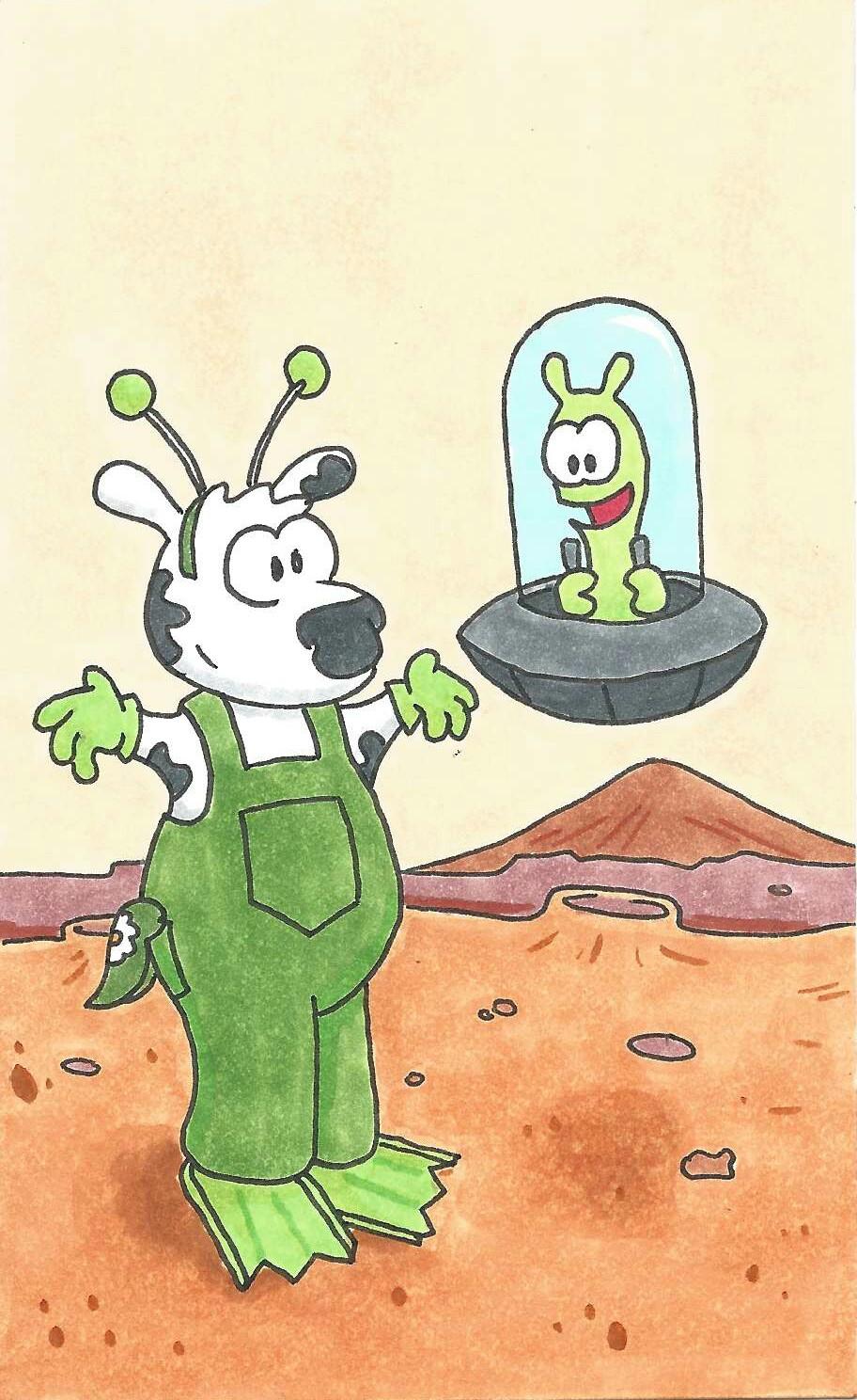 Not a Martian